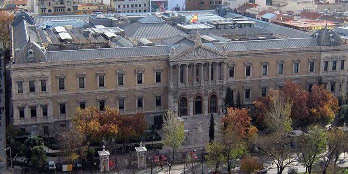 Fotografía «Biblioteca-Nacional-271112» de FDV