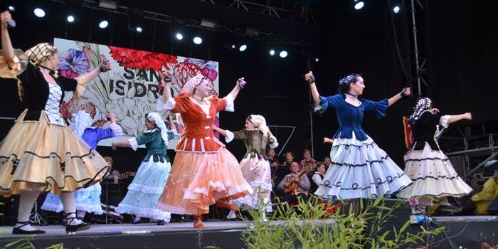 Federación de Grupos Tradicionales Madrileños