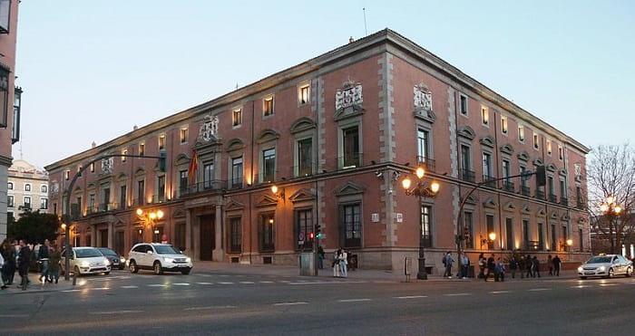 Palacio del Duque de Uceda