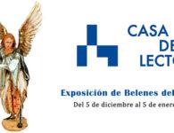 NOCHE DE PAZ, exposición de Belenes del mundo en Casa del Lector Matadero