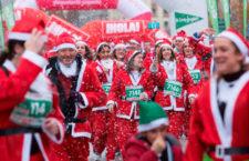 La Carrera de Papá Noel 2019, organizada por El Corte Inglés