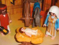 El Mercado del juguete presenta un Triple Diorama de Navidad de Clics de Playmobil