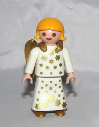 diorama navidad clic playmobil