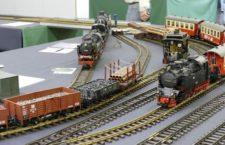 Expo Model Tren, del 4 al 6 de octubre 2019