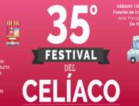 Festival del Celíaco 2018. Pabellón de Cristal Casa de Campo