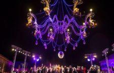 Cristal Palace: Madrid Río se convertirá en un gran Salón de Baile el 30 de diciembre 2018