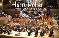 La mejor música de Harry Potter en concierto con la Orquesta Filarmonía