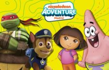 Nickelodeon Adventure Madrid, parque temático en XANADÚ con personajes como Bob Esponja, Dora la exploradora o La Patrulla canina