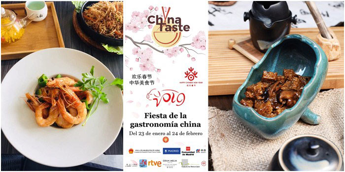 CHINA TASTE 2019, Fiesta de la gastronomía tradicional China en Madrid