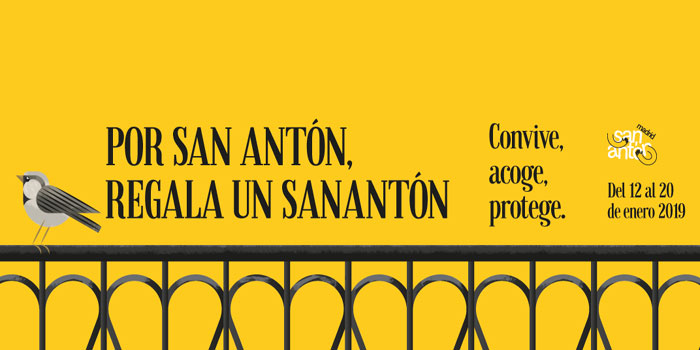 Fiestas de San Antón Madrid 2019