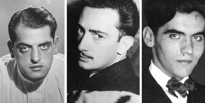 Márcate tu propia Ruta por el Madrid de Dalí, Lorca y Buñuel
