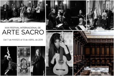 60 conciertos en el XXIX Festival Internacional de Arte Sacro, muchos de ellos gratis