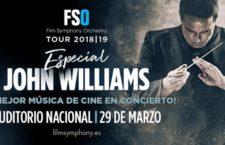 Concierto Homenaje a John Williams por la Film Symphony Orchestra 2019