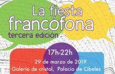 Feria Francófona Madrid 2019, en el Palacio de Cibeles