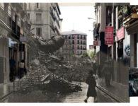 Madrid ¡qué bien resistes! El Madrid de hoy y el de hace 8 décadas en la misma foto