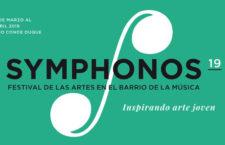 FESTIVAL SYMPHONOS 19 con numerosas actividades gratuitas en Conde Duque
