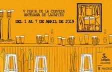 ARTESANA WEEK 2019. «La Feria» para los amantes de la cerveza artesana en Lavapiés