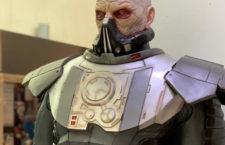 Exposición Star Wars con figuras a tamaño real en El Corte Inglés de Sanchinarro