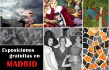 Exposiciones interesantes y gratuitas en Madrid durante los próximos meses