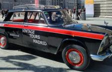 Vintage Tour Madrid: descubre Madrid en coches clásicos