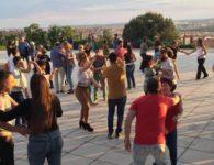 Clases de Bachata gratis y al aire libre en Madrid