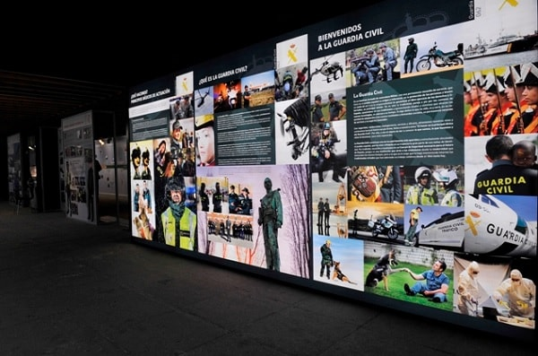 expo guardia civil