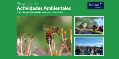 Hábitat Madrid, planes gratuitos para disfrutar de la primavera en Madrid