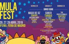 MULAFEST, del 26 al 28 de abril de 2019 en IFEMA