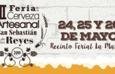 III Feria de la cerveza artesanal de San Sebastián de los Reyes