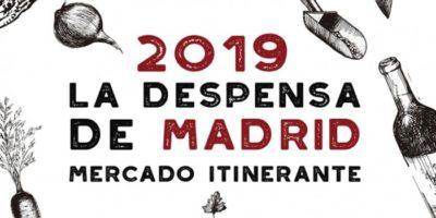 LA DESPENSA DE MADRID 2019, mercado itinerante de los Alimentos de Madrid