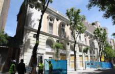 Jornada de puertas abiertas para ver la nueva imagen del Beti-Jai tras su restauración