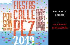 FIESTAS de la Calle Pez- San Antonio 2019