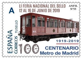 Feria Nacional del Sello 2019