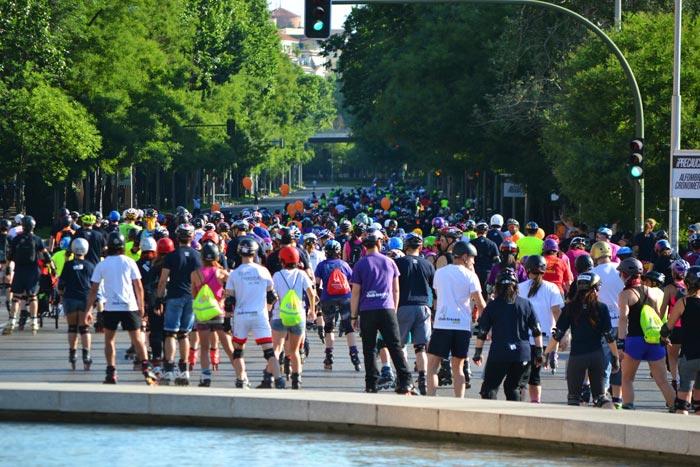 Maratón Internacional de Patinaje de Madrid