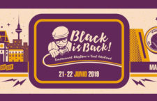 Black is Back! Weekend en Conde Duque, el 21 y 22 de junio 2019