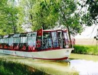 Tren del Canal de Castilla, de Madrid a Valladolid