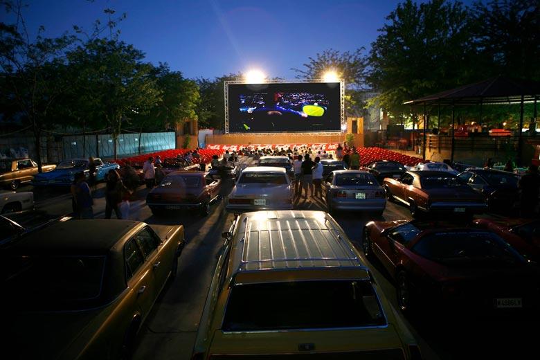 FESCINAL 2019 Madrid, cine de verano en el Parque de la Bombilla