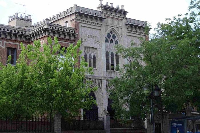 Colegio de San Diego y San Vicente