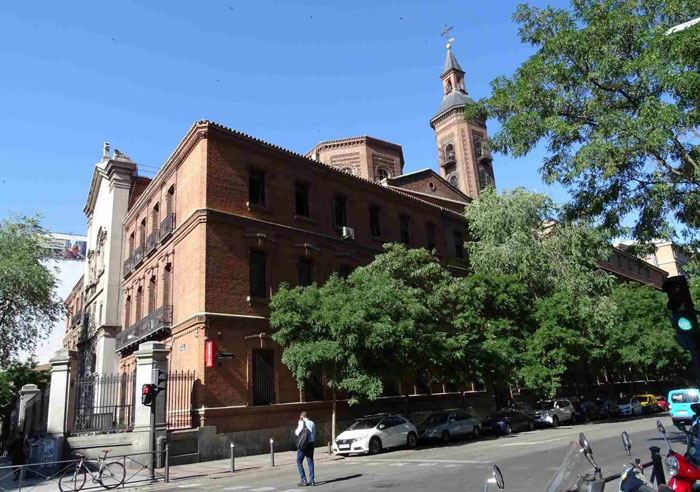 Hospital de Venerables Sacerdotes Naturales de Madrid