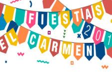 Fiestas del Carmen en Chamberí 2019