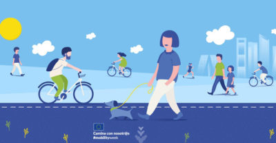 Semana europea de la movilidad 2019