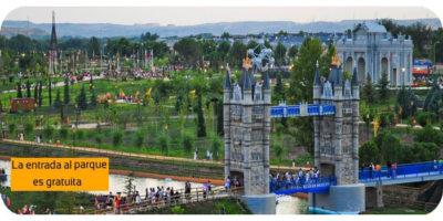 Reabre el Parque Europa de Torrejón de Ardoz