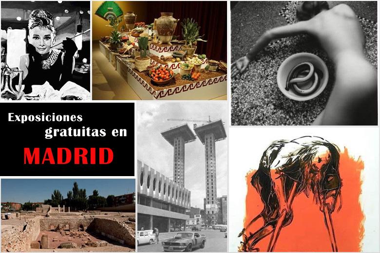 Arranca el otoño con exposiciones interesantes y gratuitas en Madrid