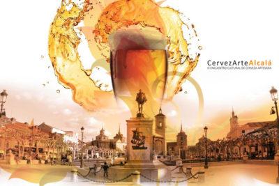 CervezArte Alcalá 2019. Encuentro Cultural de Cerveza Artesana en Alcalá de Henares