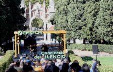 El 1 de noviembre 2019, el Cementerio de La Almudena acoge el III Concierto del Silencio