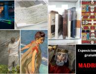 16 Exposiciones interesantes y gratuitas en Madrid a disfrutar los próximos meses