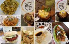 Tapas veganas y sin gluten en Tapapiés 2019