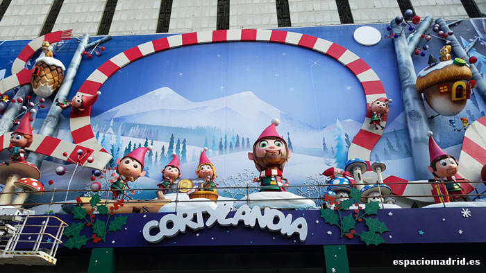 Cortylandia Madrid 2019