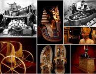 Exposición Tutankhamón: La tumba y sus tesoros en Madrid