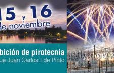 Gran Fiesta de la Pirotecnia en Pinto, 15 y 16 de noviembre 2019